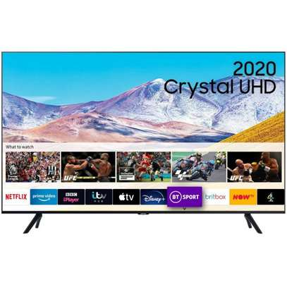 TCL 75 inch 75C815 QLED Smart Android 4k UHD TV Black 75 inch image 1