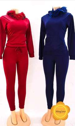 Ladies sportish outfits