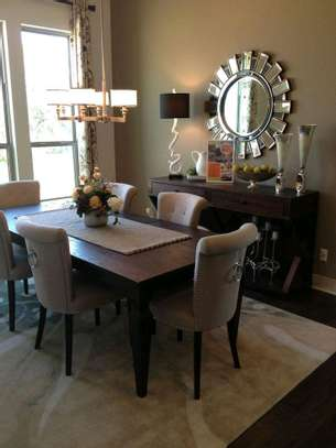 Six seater dining set/dining table for sale in Nairobi Kenya image 1