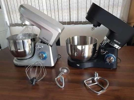 Rebune Commercial stand mixer 5.5 Litre 1400 watts image 1