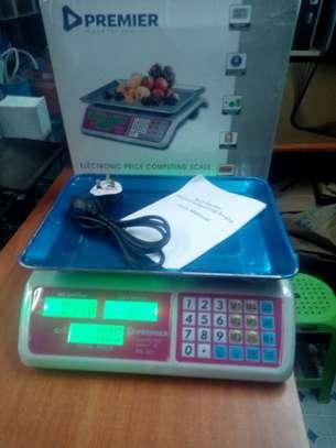 Digital Weighing Scale image 11