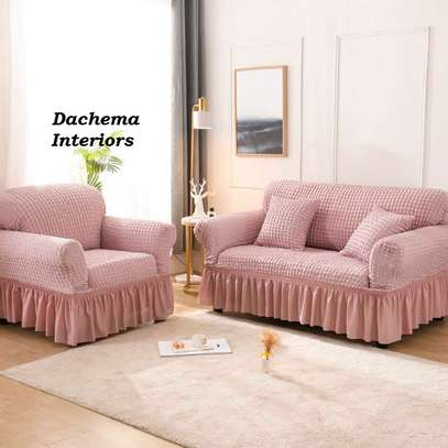 7 seater Sofa covers-Best Quality image 7
