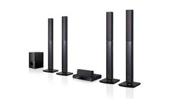 LG 1000W 5.1Ch DVD Home Theatre System