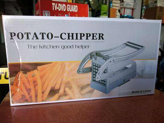 Stainless Steel Potato Chipper image 4