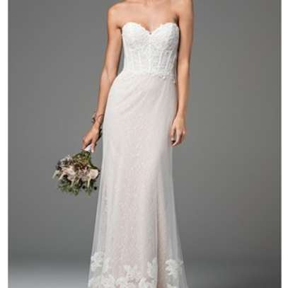 Watters& Watters Used Wedding Dress