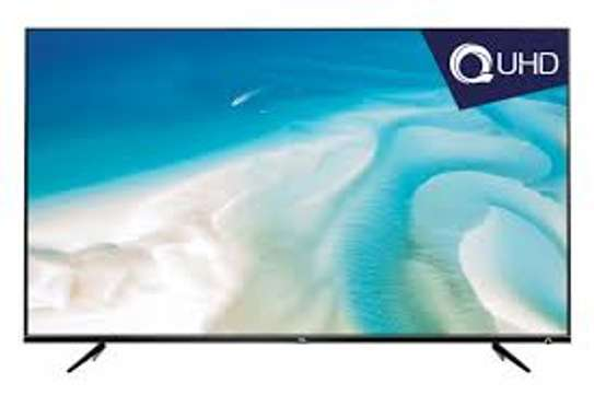 New TCL 55 inch Android UHD-4K Smart Digital IPQ-TV 55P615 image 2
