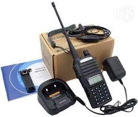 uv 82 baofeng walkie talkies 10km (available). image 1