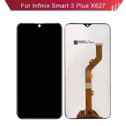 Infinix Smart 3 plus X627 Screen Replacement(Free Glass Protector) After Service image 1