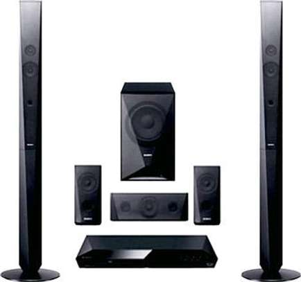 Sony home theatre system DZ-650 image 2