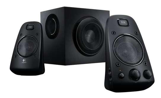 Logitech Z623 2.1 Speaker System with Captivating THX Sound image 1