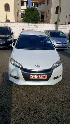TOYOTA WISH NEW MODEL, FACELIFTED TO 2017, SPORTS EDITION