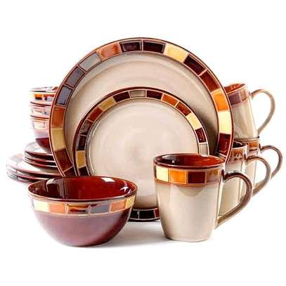 *24 Piece Ceramic Dinner set image 5