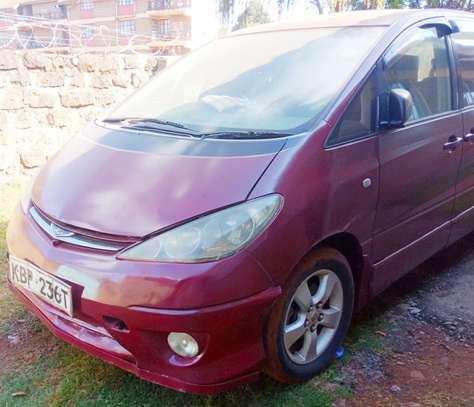 Toyota Estima hot sale image 3