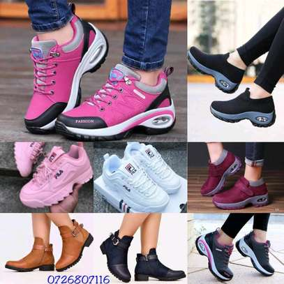 Quality sneakers and Boots image 2