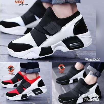 Ladies Comfy Sneakers image 1
