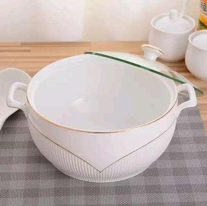 Ceramic Serving bowl image 2