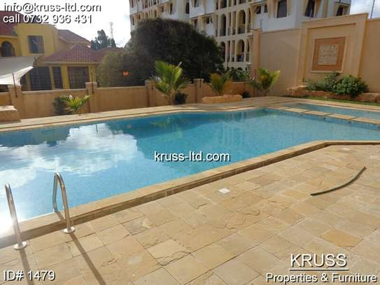 3br newly built apartment for rent in Nyali ID1479 image 11