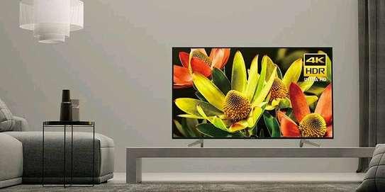 "Sony 65"" Smart UHD 4K Android LED TV – Black image 1"