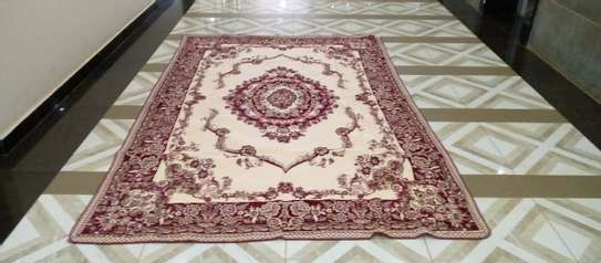 Persian Light Carpet / Bed Cover. image 2