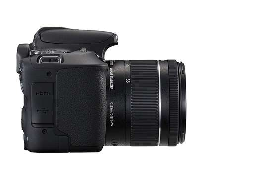 Canon EOS 200D with 18-55mm f/4-5.6 is STM Lens image 2