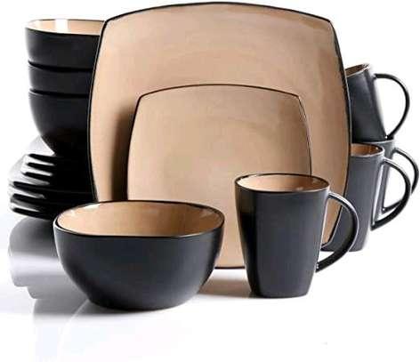 24pcs Ceramic Dinner Set image 4
