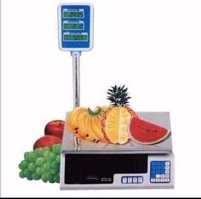 Digital Electronic Balance 40 Kg image 1