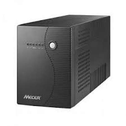 Mecer UPS 650va Line Interactive UPS Me-650-vu image 1