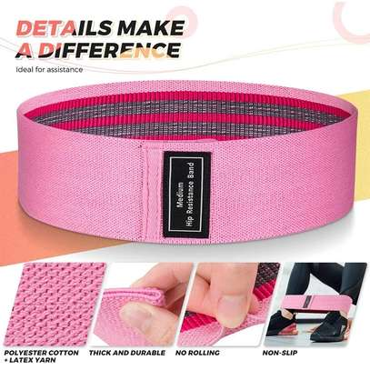 *Booty Bands /Fabric Resistance Glute Bands image 5