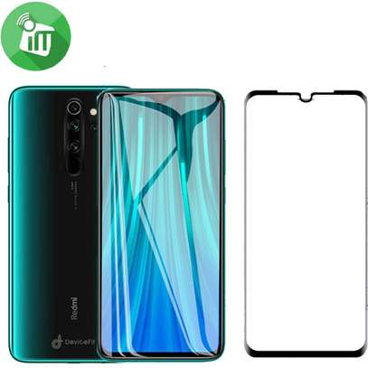 5D HD Clear Tempered Glass Front Screen Protector for Xiaomi Note 8 ,Note 8 Pro, Note 8T image 3