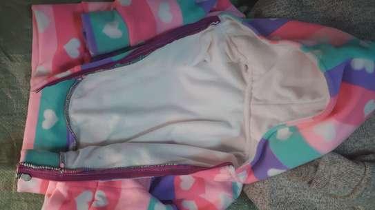 School fleece jackets image 8