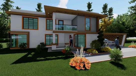4 bedroom modern Mansionette image 1