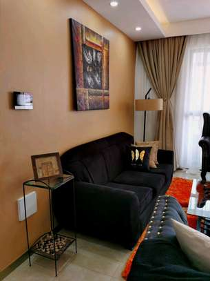 Two bedrooms apartment fully furnished kilimani for rent image 8