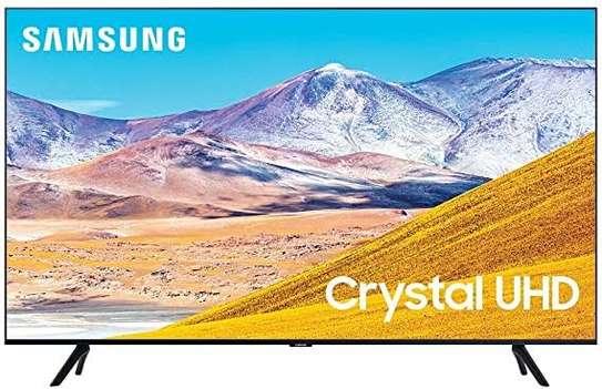 Samsung 55 inches 55TU8000 Smart Frameless UHD-4K Digital Tvs image 1