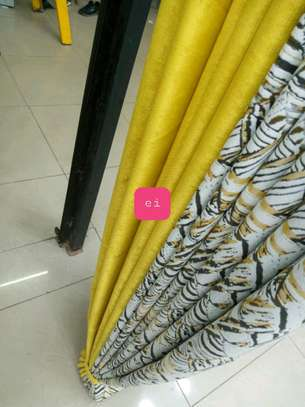 CURTAINS,SHEERS IN DIFFERENT COLOURS image 1