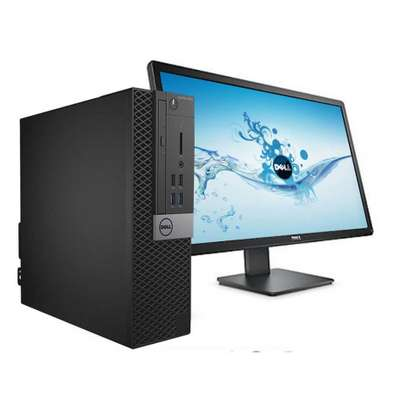 Dell Optiplex 5040 6th gen 4gb RAM/500gb HDD with 19″ 60Hz Monitor image 1