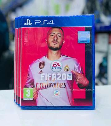 FIFA 20 PS4 Game - New & Sealed image 1