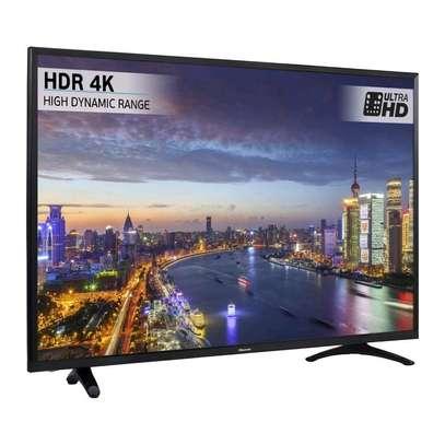 Hisense 50 inch Ultra HD Digital Smart TV image 1