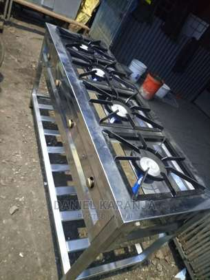 Stainless Steel Gas Burners image 3
