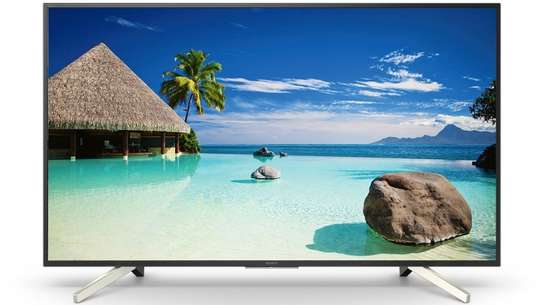 Sony 55X8000H Smart android 4k tv image 1