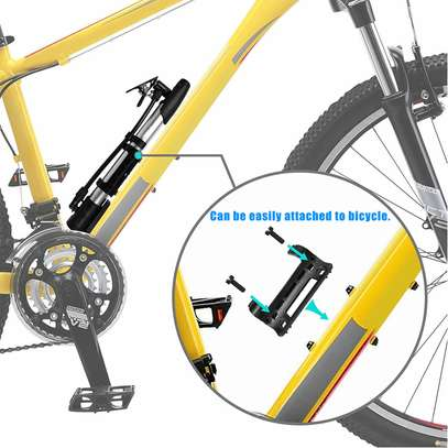 Portable High Pressure Mini Air Pump image 1