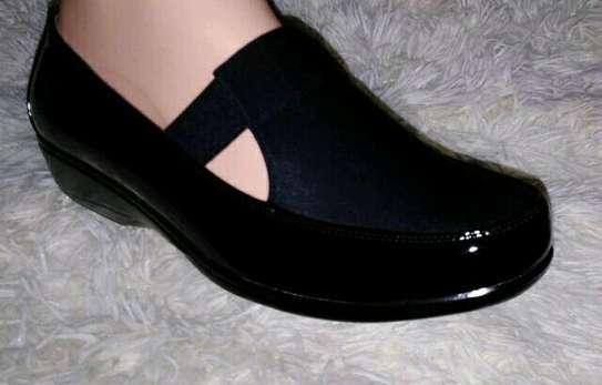 Quality low heel wedges image 4
