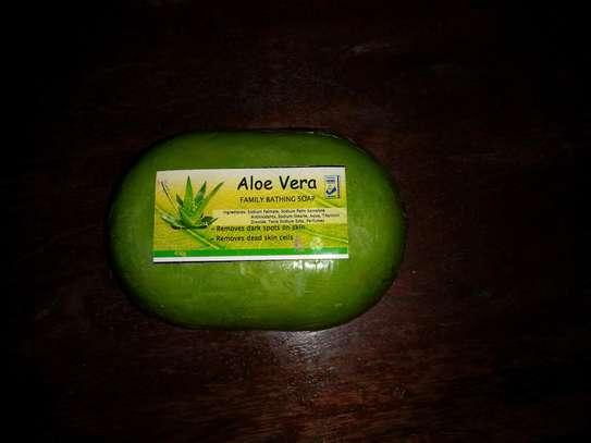 Aloe Vera Herbal soap. image 2
