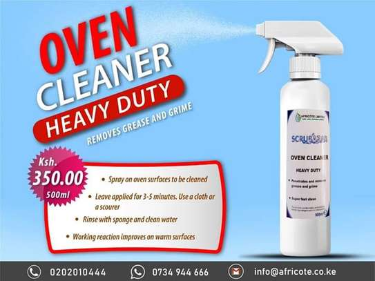 OVEN CLEANER HEAVY DUTY image 1