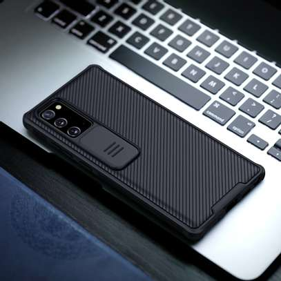 Samsung Galaxy Note 20 Nillkin CamShield Pro cover case image 4