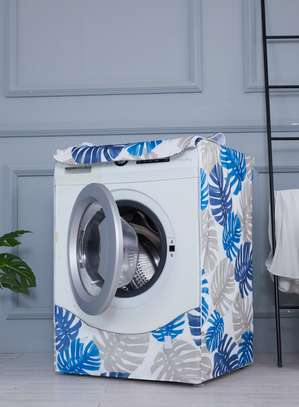 Front Load washing machine cover image 8