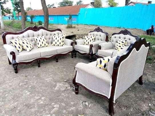 Seven Seater Kings Sofa image 1