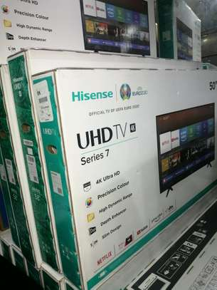 Hisense 55 smart digital tv on offer image 1