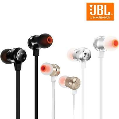 JBL HARMAN T280A + stereo in ear headphones image 3