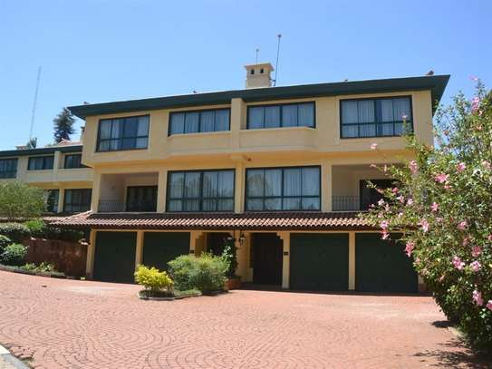 Furnished 4 bedroom townhouse for rent in Spring Valley image 1