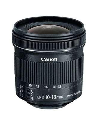 Canon EF-S 10-18mm f/4.5-5.6 IS STM Lens, image 1
